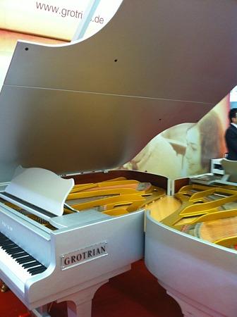 グロトリアンダブルピアノ