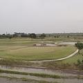 写真: 河川敷ゴルフ場