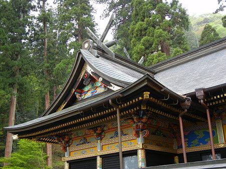 波己曽社-妙義神社 (群馬県富岡市妙義町妙義)