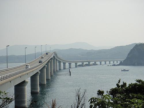 角島大橋対岸展望公園2