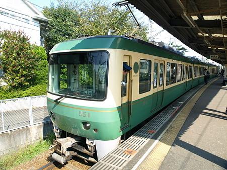 鵠沼駅17