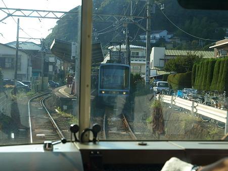 江ノ電車窓14
