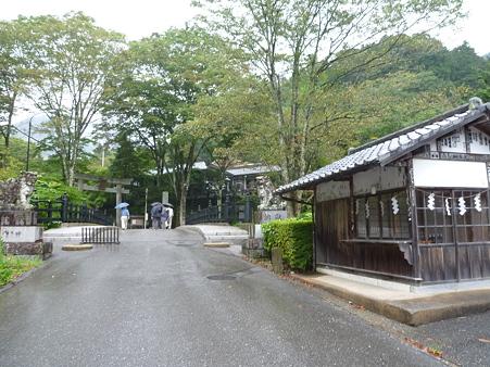 古峯神社 参道