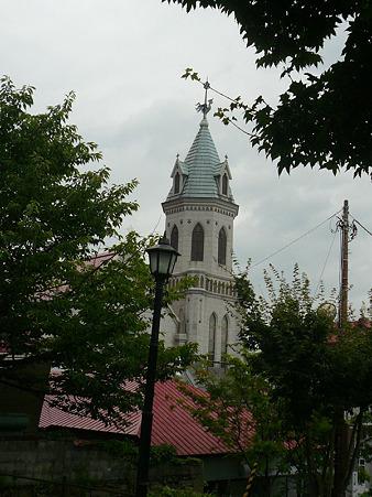函館散歩 元町 4 カトリック元町教会