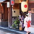 Photos: 2010.08.18 金沢 東山ひがし 打ち水