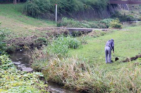 2010.10.13 和泉川 奉仕