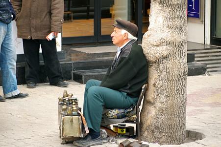 2011.01.24 トルコ コンヤ 街景