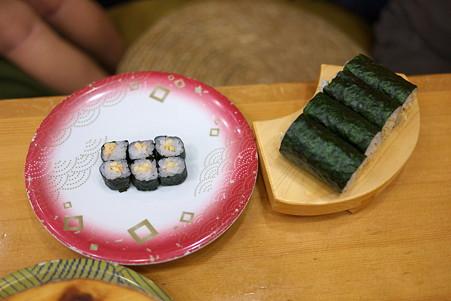 2011.09.11 希望が丘 ジャンボおしどり寿司 サプライズ