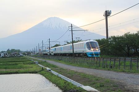 富士山+あさぎり