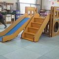 写真: 児童館なう。