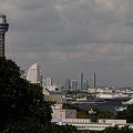 68港の見える丘からマリンタワーほか