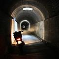 100516-67九州ロングツーリング・開聞岳一周道路のトンネル