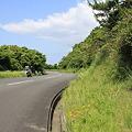 写真: 100516-69開聞岳一周道路