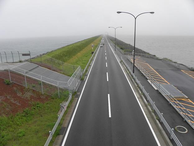 写真: 100519-6九州ロングツーリング・潮受堤防