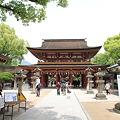 写真: 100521-63太宰日天満宮楼門