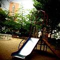 Photos: 無人の公園