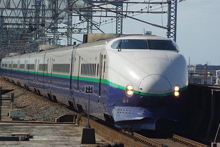 200系K51編成 上越新幹線『とき』364号