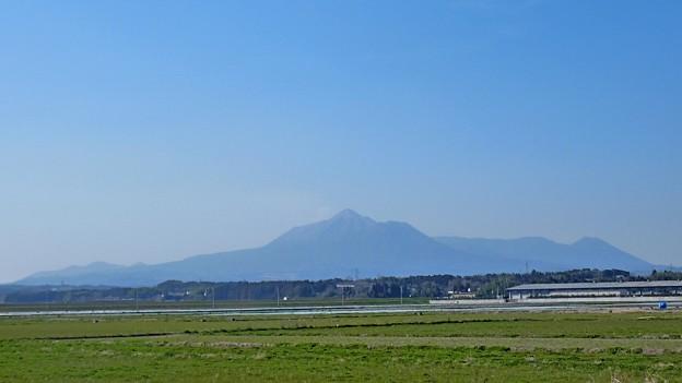 霧島と青空