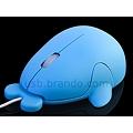 写真: クジラ型USBマウス3