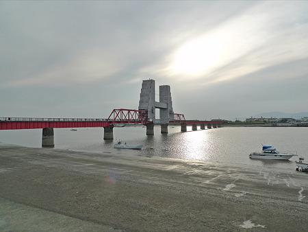 筑後川昇開橋(1)