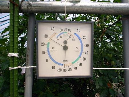 ハウス30度