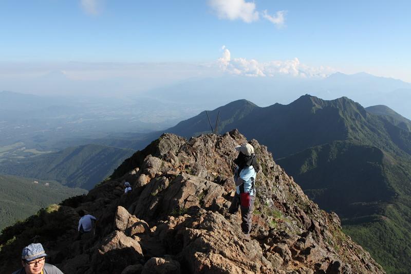 IMG_3396八ヶ岳(赤岳・横岳・硫黄岳)
