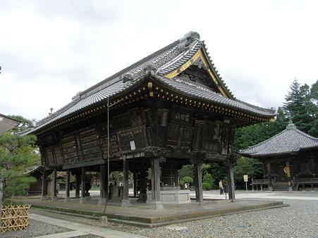 成田山額堂