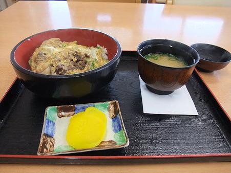 他人丼(道の駅・紀ノ川万葉の里【和歌山】)