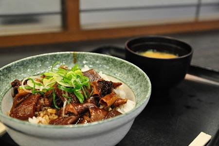 どて煮丼(道の駅・いが【三重】)