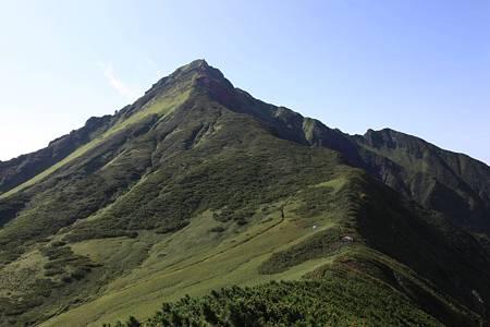利尻岳-20100814-082909