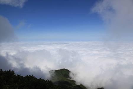 利尻岳-20100814-104245