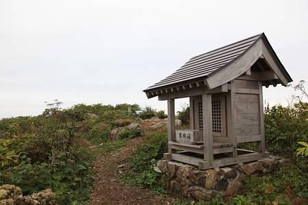荒島岳(北陸ツーリング)-20100920-134331