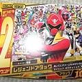 写真: スーパー戦隊199ヒーロー大決戦 入場者特典カード