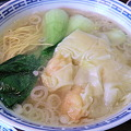 Photos: ワンタン麺