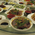 Photos: 豪華な晩ご飯