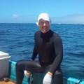 写真: 祝海の日 オードリー海女春日