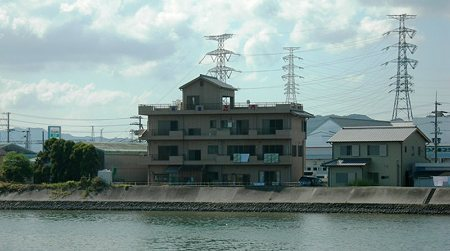 三原川河口22